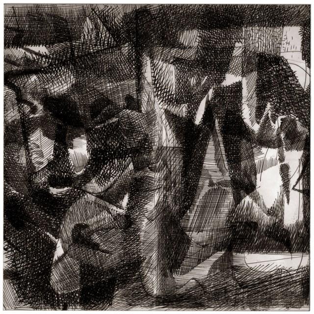 Muvanje - crtež